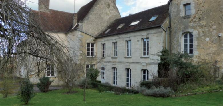 Maison paroissiale de Mortagne