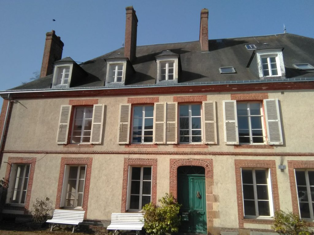 Maison paroissiale Notre-Dame à L'Aigle
